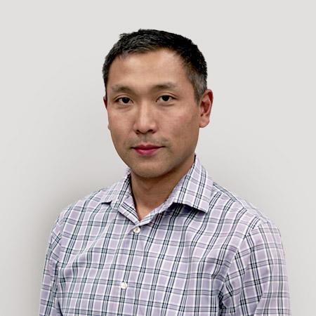 team member David Yoshida