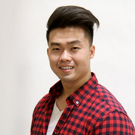 team member Jeffrey Lee