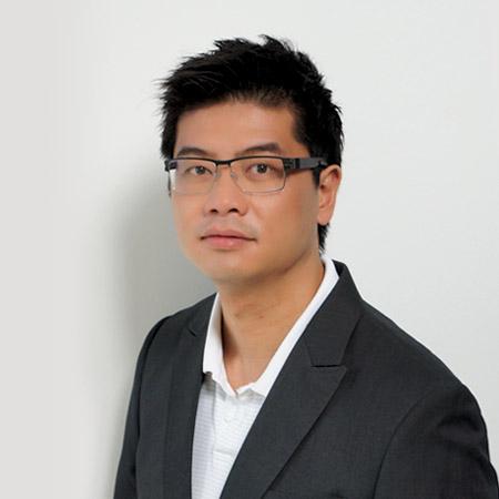 team member Vince Luk