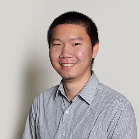 team member Zhibin Huang