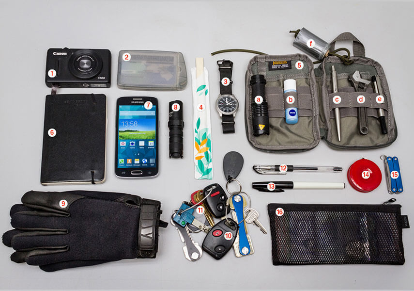 Everyday Carry - Alex Ng