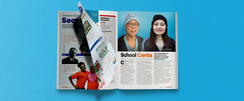 Boys and Girls Clubs of Canada - School Cents