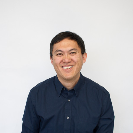 team member Tom Fung