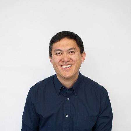 team member Tom Fung