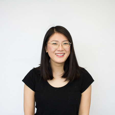 team member Becky Tai